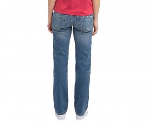 Pantaloni Jeans da donna  Mustang Sissy Straight 1007764-5000-572