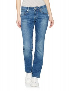 Pantaloni Jeans da donna  Mustang Sissy Straight 550-5032-535