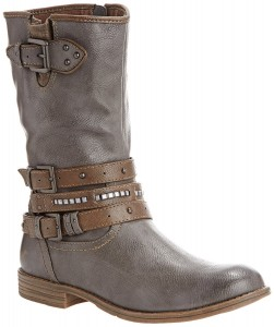 Boots women Mustang shoes 37С-066