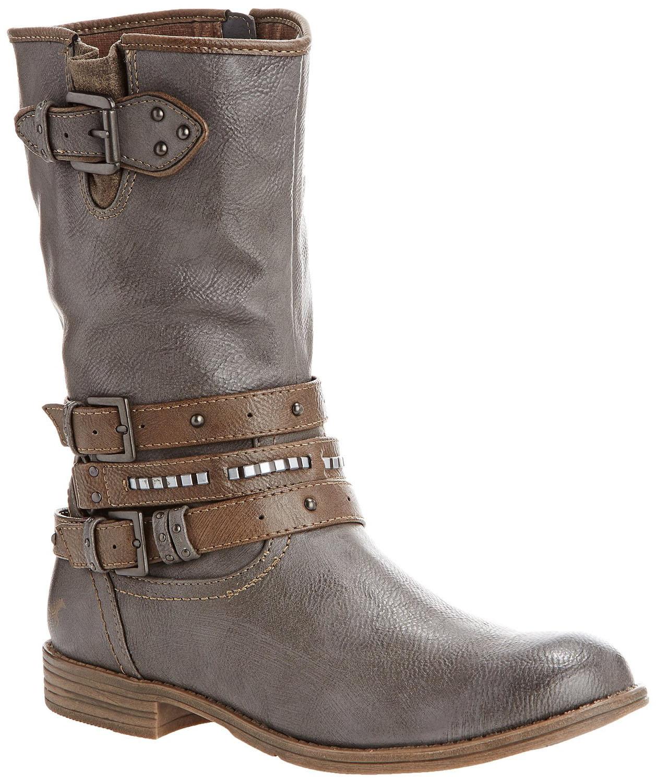 8d5e87943d69f Kozaki damskie Mustang shoes 37C-066 mustang shoes